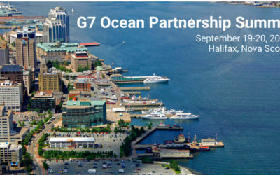 G7 Oceans Partnership Summit Halifax, Canada